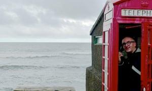 Pennan phone box