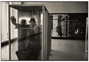 Winogrand 2: Garry Winogrand, John F. Kennedy International Airport, New York, 1968