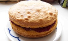 Jo Wheatley's Victoria sponge cake
