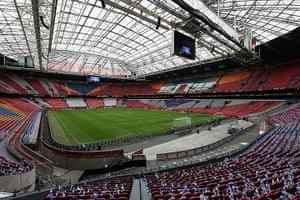 Europa League final: Soccer - UEFA Europa League Final - Benfica v Chelsea - Amsterdam Arena