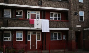 Low income families forced to spend a third of net income on housing