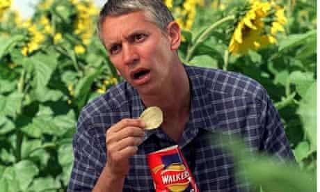 Walkers crisps and Gary Lineker