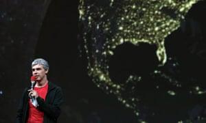 Larry Page Google I/O