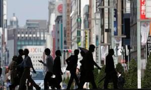 Japan's latest economic growth data