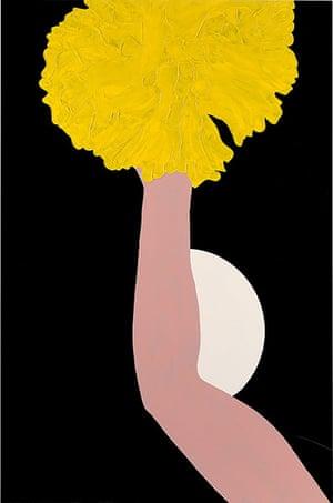 Gary Hume: The Moon 2009