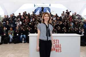 Cannes photocalls: Director Sofia Coppola