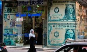 Egypt 'suffering worst economic crisis since 1930s' | World news | The Guardian