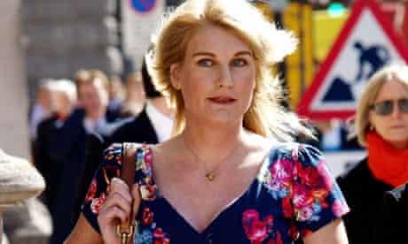 Sally Bercow court case