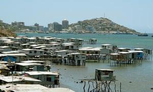 Papua New Guinea's capital, Port Moresby
