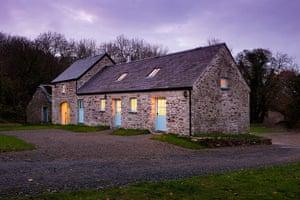 Cool cottages Pembroke: Nantwen, Pembrokeshire
