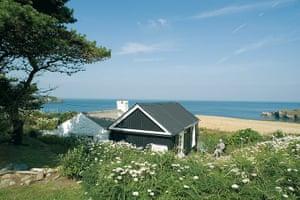 Cool cottages Pembroke: Cable hut, Abermawr