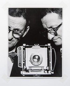 Erwin Blumenfeld: self portrait, 1961