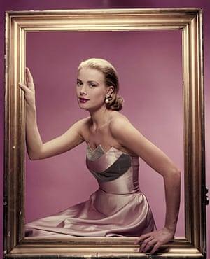 Erwin Blumenfeld: Grace Kelly for Cosmopolitan 1955