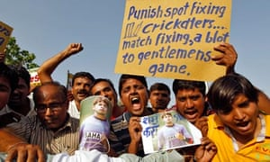 India cricket protests