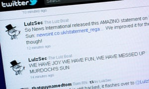 LulzSec | Technology | The Guardian