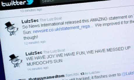 LulzSec attack