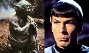Yoda v Spock