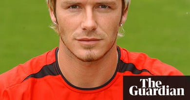 David Beckham A Career In Hairstyles Pictures