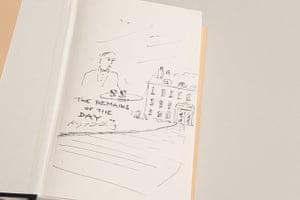 From the margins: Kazuo Ishiguro