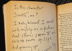 From the margins: Jeanette Winterson