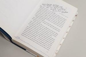 From the margins: Yann Martel