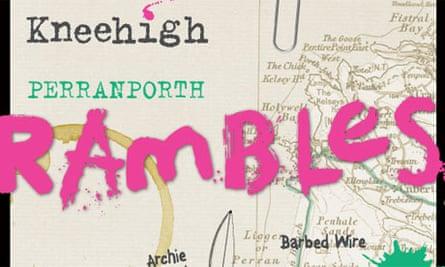 Kneehigh Rambles app