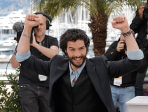 The Past: The Past lead actor Tahar Rahim