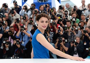The Past: Berenice Bejo at the photocall for The Past