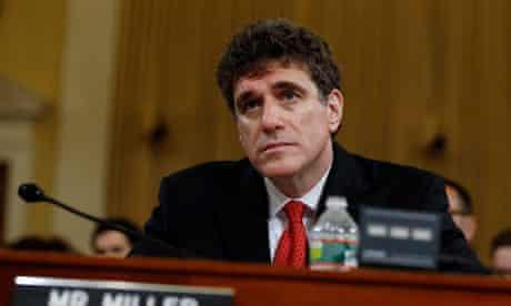 IRS Commissioner Steven Miller