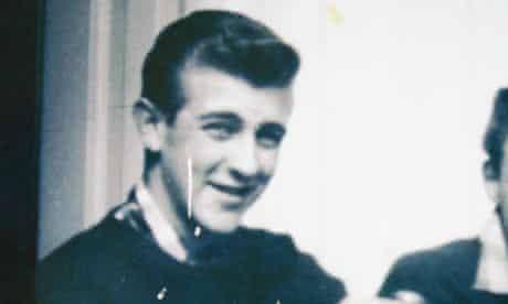 The young David Elleray