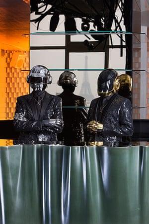 Daft Punk: Daft Punk at Electric in Paris, France