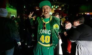 西雅图超音速球迷