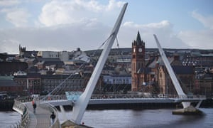 Derry, UK city of culture 2013