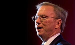 Eric Schmidt defends Google's financial affairs following Commons criticism