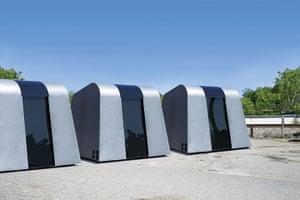 Urgent Architecture: Reaction Housing system