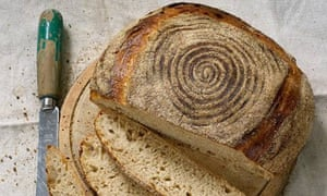 Hugh Fearnley-Whittingstall's sourdough loaf