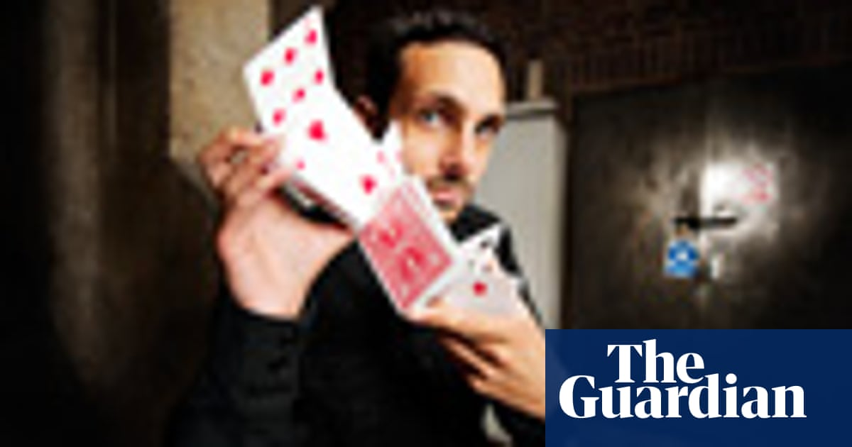 The 10 best magicians – in pictures | Culture | The Guardian