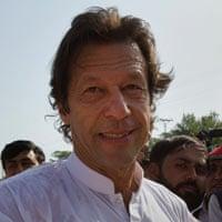 Pakistan election: Imran Khan
