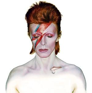 David Bowie by Duffy: Aladdin Sane Classic