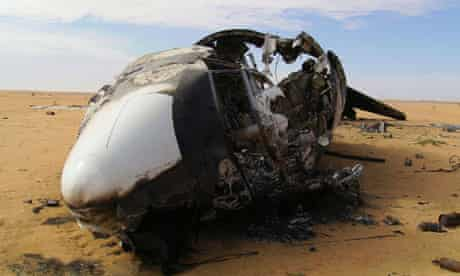 burnt-out-Boeing-Sahara