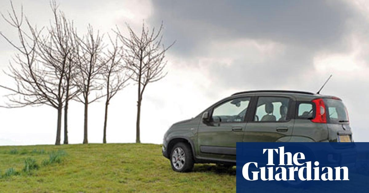 On the road: Fiat Panda 1 3 Multijet 75hp 4x4 | Technology