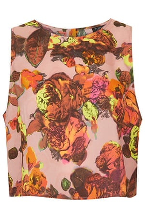 Bold floral:: Bold floral: key fashion trends of the season – in pictures