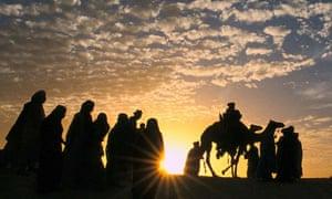 Tuareg near Timbuktu