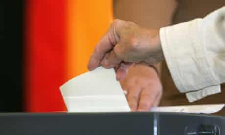 German voter