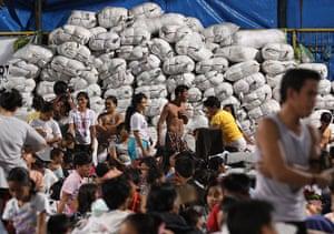 top 10 Natural Disasters: Displaced people :