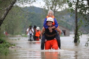 top 10 Natural Disasters: Displaced people : Haikui