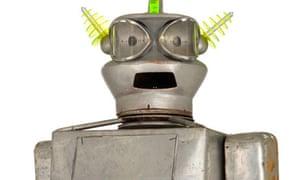 Giant robot Cygan