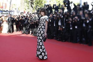Cannes festival day 6 : A photo taken with a tilt and shift lens