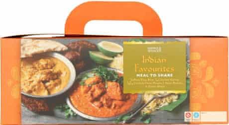Marks & Spencer Indian Favourites