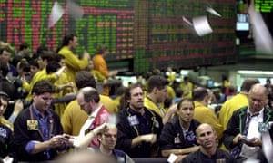 Q A With A London Derivatives Trader Joris Luyendijk Opinion
